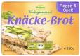 Biologisch Spelt Knackebrood