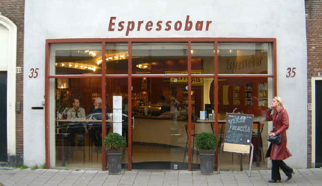 espressobar victors coffee to go