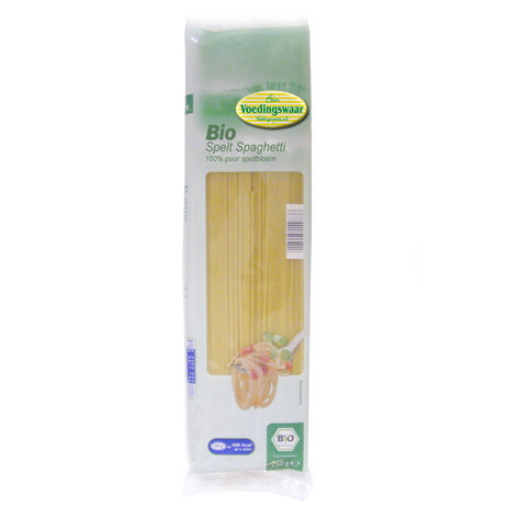 Spelt Spaghetti van Speltbloem, Speltbloem Type 630